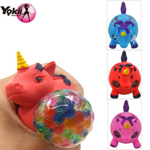 Unicorn Kids Party Toys Stress Reliever Toy(3pcs)